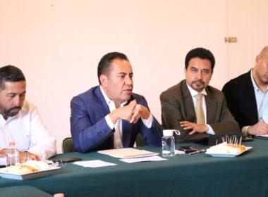 Gobierno estatal atiende a municipios sin sesgos políticos ni partidistas: Carlos Herrera