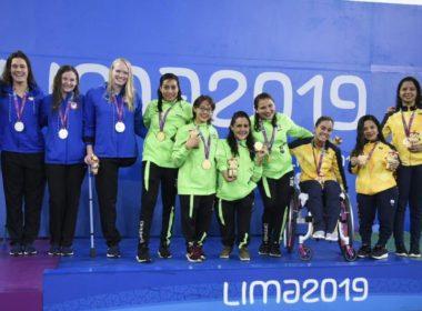 Mexicanos en los Juegos Parapanamericanos Lima 2019