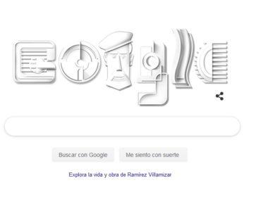 Homenajea Google a artista colombiano