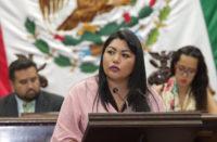 Presenta Brenda Fraga exhorto en pro de la donación de órganos