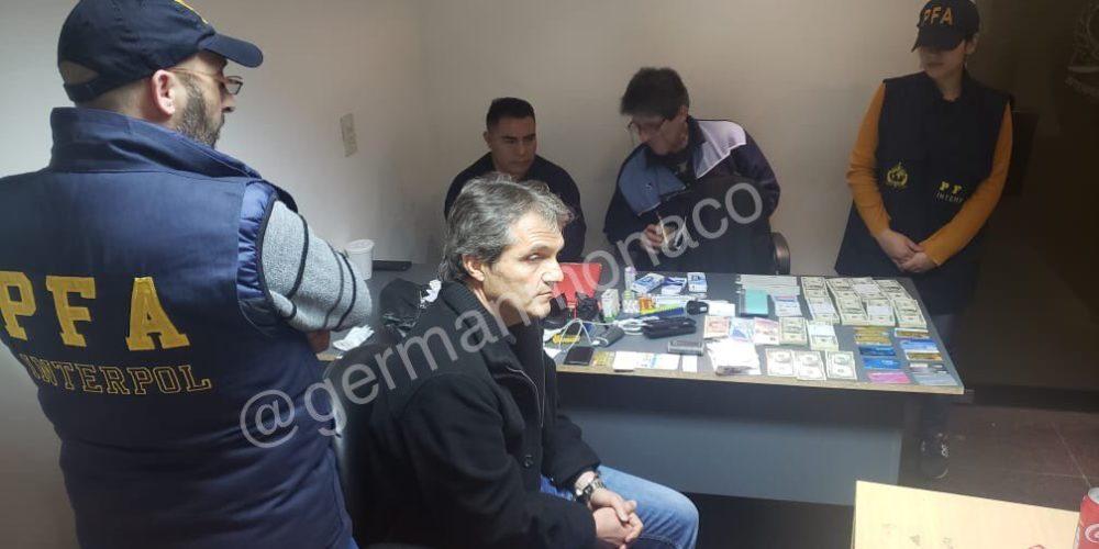 Carlos Ahumada es liberado a dos días de su detención