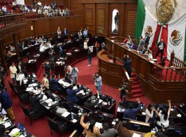 Refrendan compromiso diputados locales con trabajadores del campo michoacano