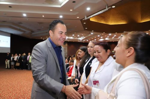 Reconoce Carlos Herrera labor, vocación y servicio de enfermeras