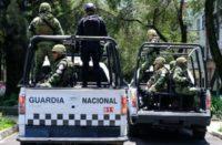 """Supuestos """"autodefesas"""" de Oaxaca agreden a Guardia Nacional"""