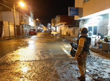 Por inundación Ejército activa Plan DN-III en Los Reyes