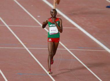 México suma plata en atletismo femenil