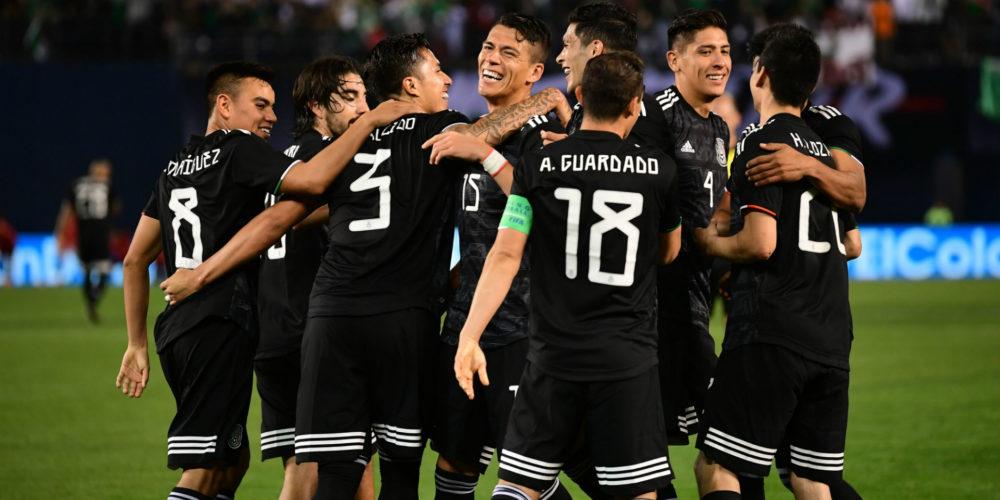 Resultado de imagen para seleccion mexicana 2019