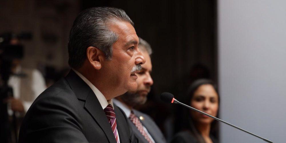 Asegura Raúl Morón que su gobierno ha sido autocrítico