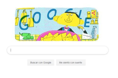 Recuerda Google al destacado mexicano Ignacio Anaya García