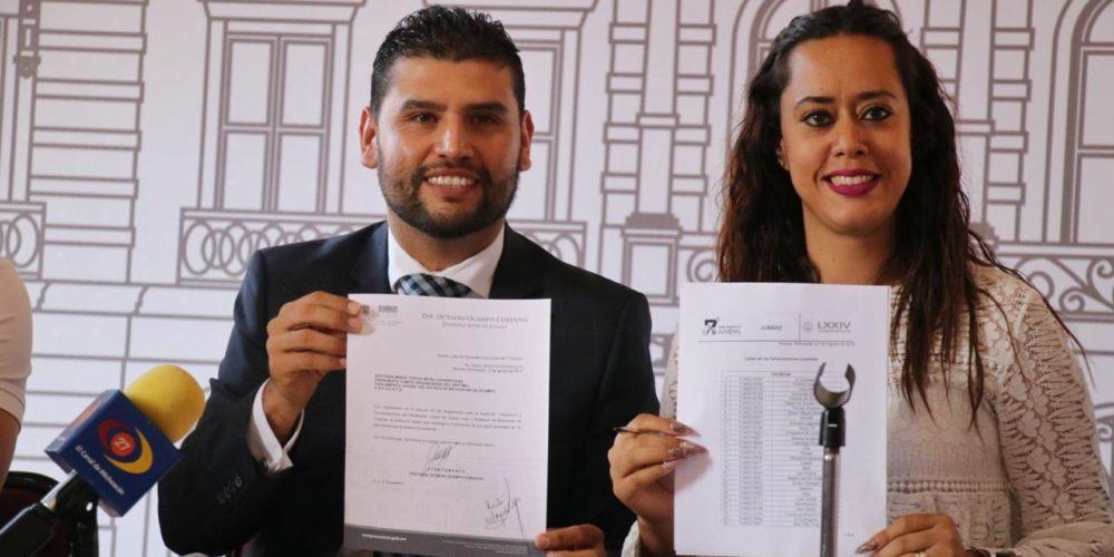 Comisario Woody será parlamentario en el Congreso de Michoacán