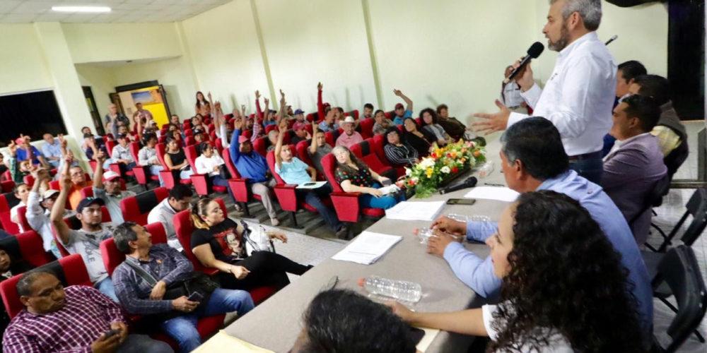 Fortalecer prácticas de parlamento abierto debe ser prioridad para el Congreso: Alfredo Ramírez