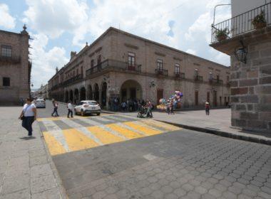 Estos serán los 12 puntos de revisión para acceder al centro histórico de Morelia