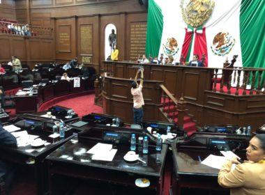 ¡Otra vez! Se queda sin quórum pleno legislativo