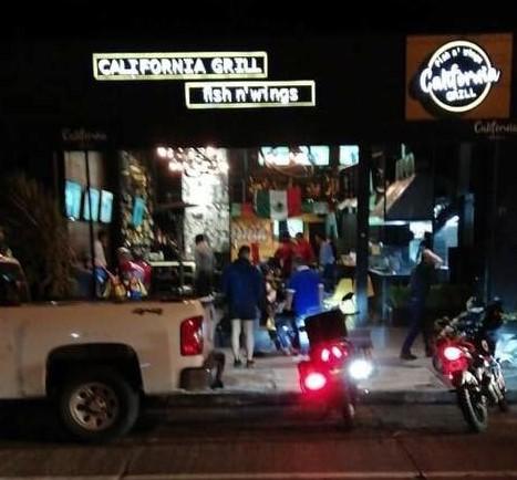 Ataque a bar en Uruapan deja 5 muertos