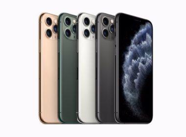 Presenta Apple nuevos iPhone 11 y iPhone 11 Pro Max