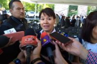 Prematuro acusar a agentes de agredir a periodista: comisionada