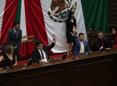 Reactivar economía y restablecer el orden en Michoacán, coinciden partidos políticos