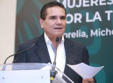 Los presidentes municipales de Teplacatepec los pone El Abuelo Farías: Silvano