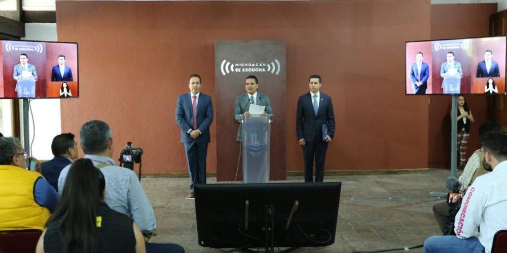 CNTE critica a Silvano por sucesión gubernamental en el 2021