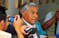 Alcalde electo da grito vía telefónica desde un penal