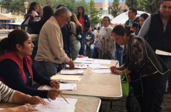 Aprueba Nahuatzen relevo de Concejo Indígena; próximo domingo sería la elección