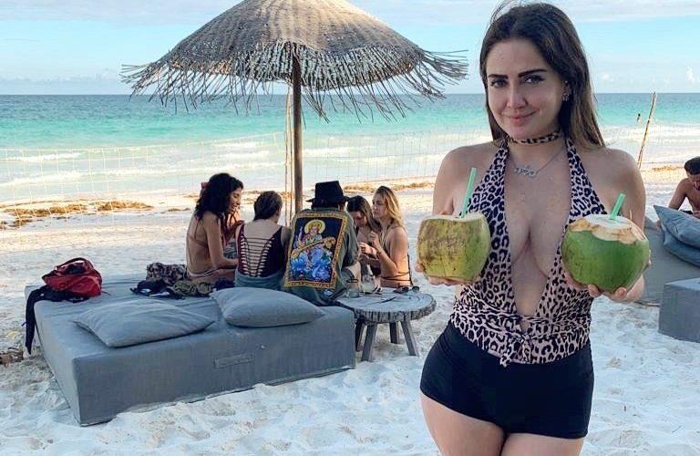 #Video Detención de Celia Lora en Playa del Carmen