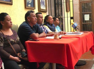 Comuneros piden que TEEM saque las manos de Nahuatzen