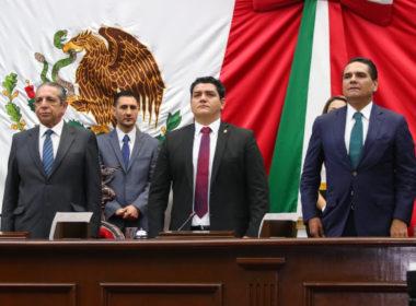 Inician los trabajos correspondientes al Segundo Año Legislativo en el Congreso