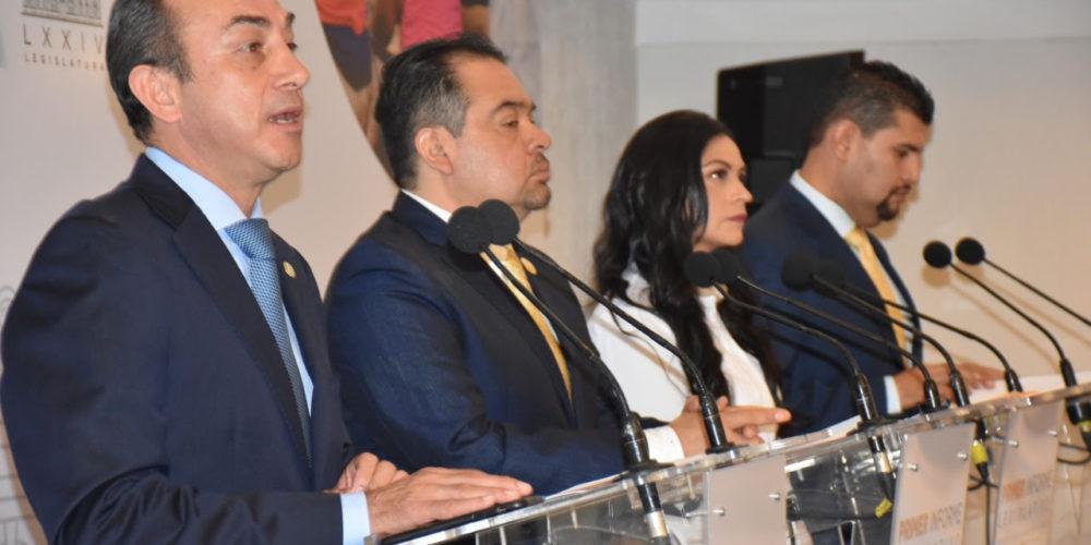 GPPRD va por la consolidación de iniciativas que generen justicia a michoacanos