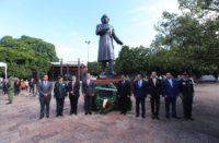 Llama Carlos Herrera a fortalecer el imperio de la ley