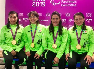 México rompe récord en juegos Parapanamericanos