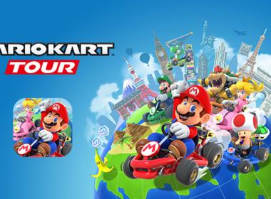 Mario Kart llega por primera vez a móviles