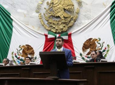 Convoca Octavio Ocampo Córdova unirse por el progreso de Michoacán y dejar de un lado la confrontación