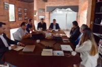 Arturo Hernández y AIEMAC mantienen reuniones de trabajo para el medio ambiente