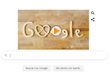 Google se convierte en pretzel