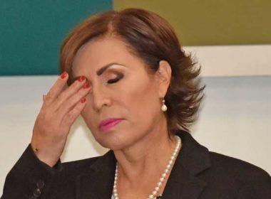 Rosario Robles inhabilitada por 10 años