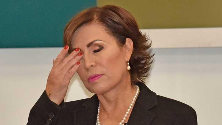 Vuelve Rosario Robles a buscar impugnar resolución de prisión preventiva