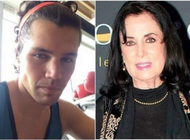 Nieto de la actriz Helena Rojo es detenido por tráfico de cocaína