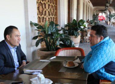 Firmará Gobierno e Infonacot convenio para facilitar créditos: Carlos Herrera Tello