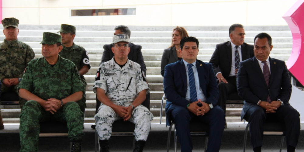 Poder Legislativo comprometido con la seguridad de Michoacán