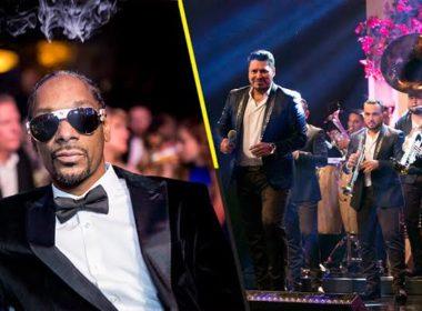 Snoop Dogg anuncia colaboración con Banda MS
