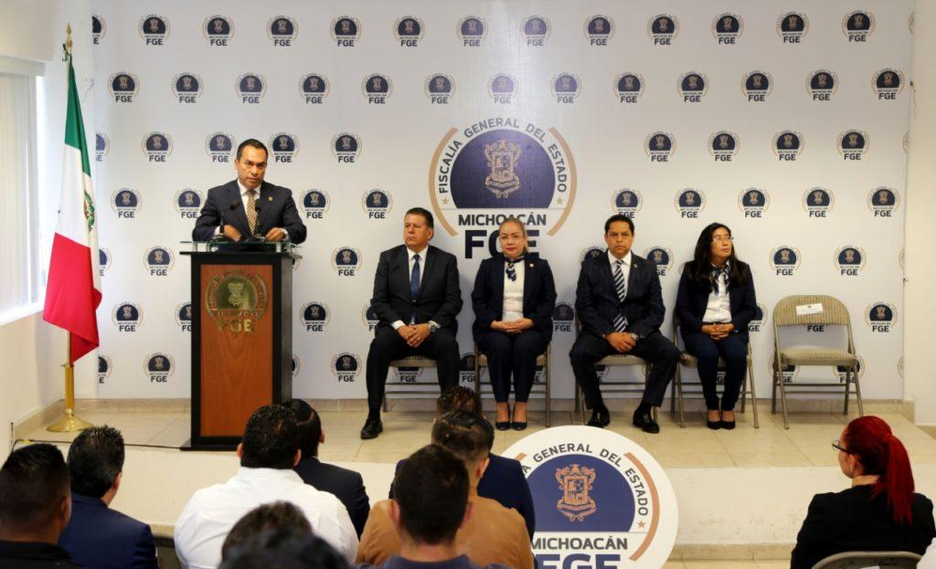 Demanda Fiscal atención en temas de personas desaparecidas