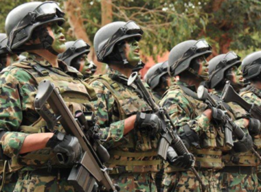 No somos unos pendejos, ni unos ineptos: soldados