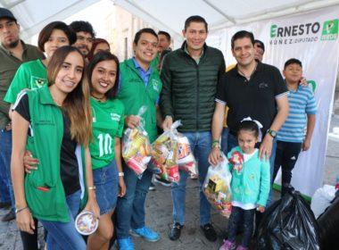 """Partido Verde Michoacán inicia colecta en apoyo a damnificados por """"Narda"""""""