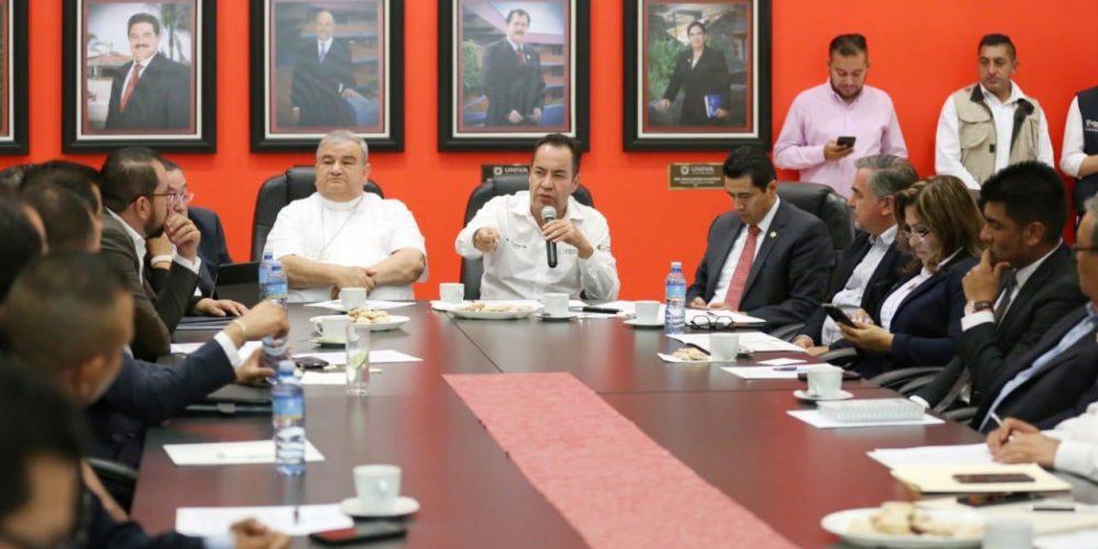 No permitiremos autoridades paralelas en Michoacán: Carlos Herrera