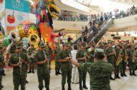 Militares lo vuelven a hacer ¡ponen a bailar a Morelia!