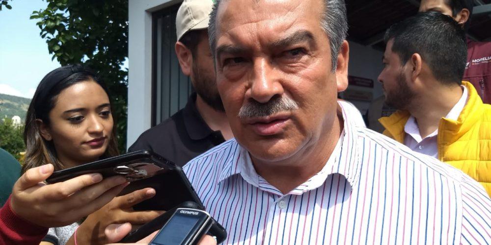 Morón espera que Morena salga unido tras renovación de asambleas