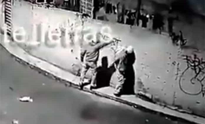 #Video Secuestrador ejecuta a víctima en la GAM