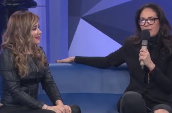 """Sherlyn y Yolanda Andrade se besan ¿y """"La Vero""""?"""