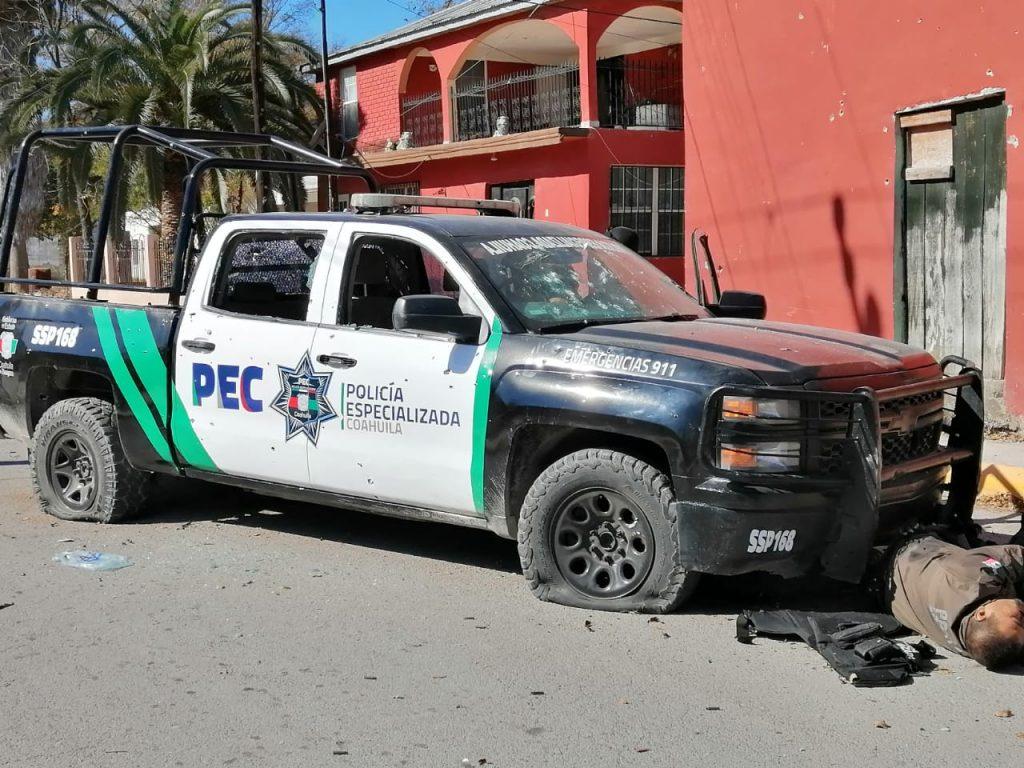 El Gobernador del estado detalló que hay seis personas heridas y desaparecidas después del enfrentamiento en Villa Unión